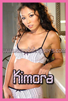 Sexy Asian Stripper Kimora